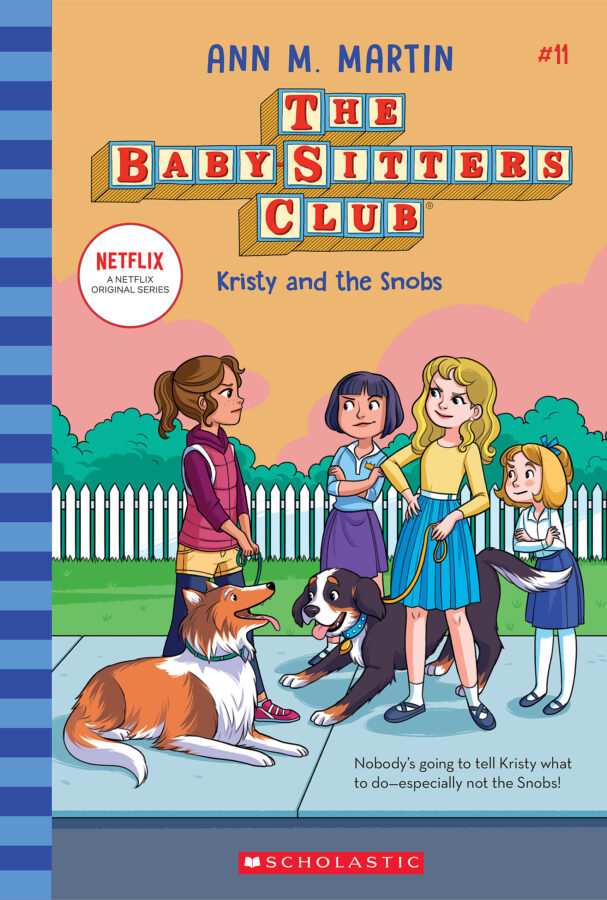 Ann M. Martin - Kristy and the Snobs