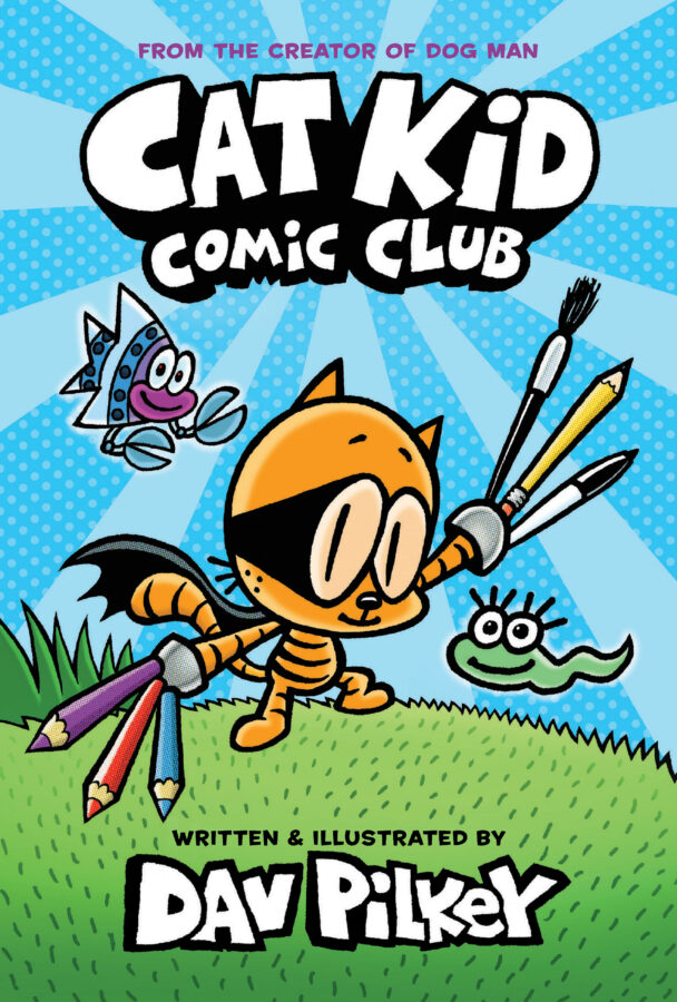 Dav Pilkey - Cat Kid Comic Club