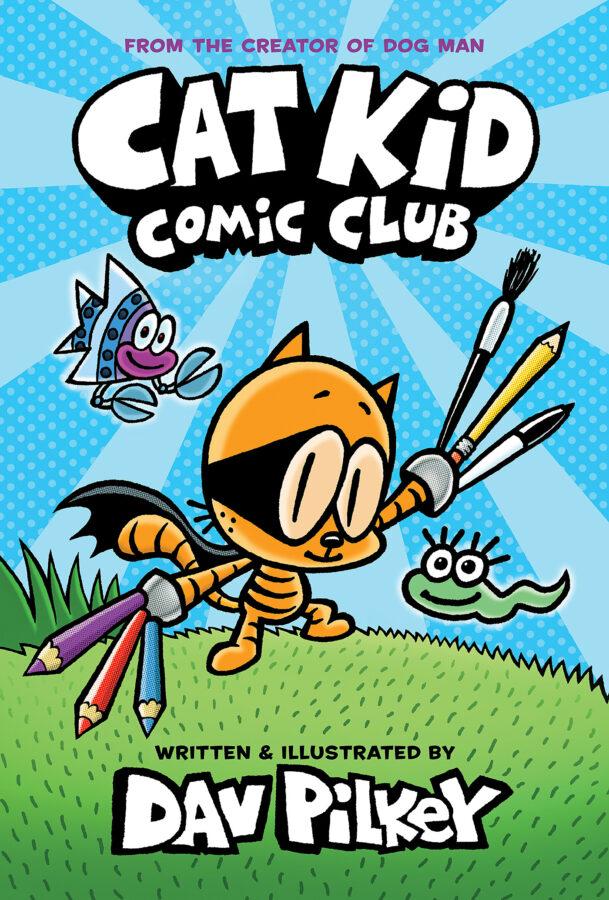 Dav Pilkey - Cat Kid Comic Club