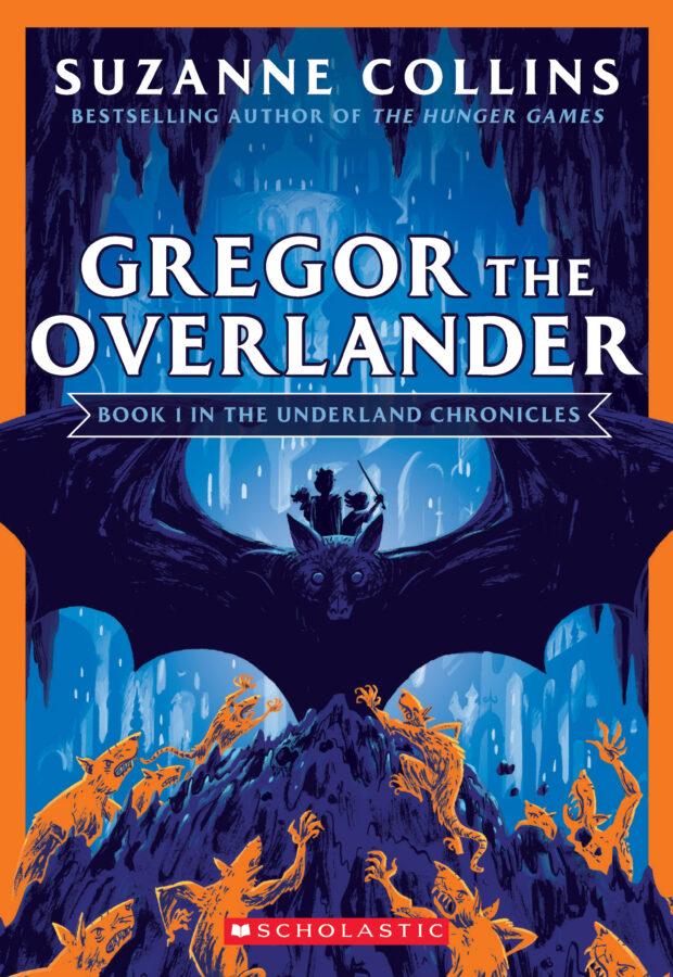 Suzanne Collins - Gregor the Overlander