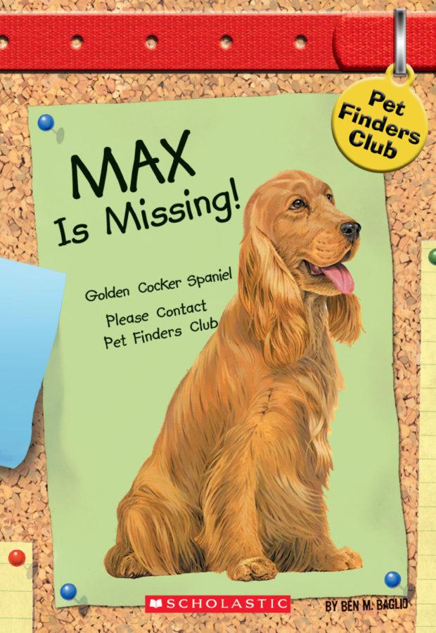 Ben M. Baglio - Max Is Missing!