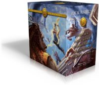 The Heroes of Olympus Paperback Boxed Set