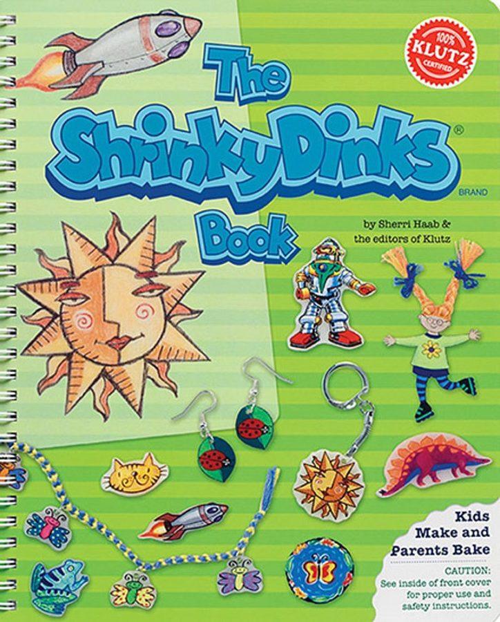 Sherri Haab - The Shrinky Dinks Book