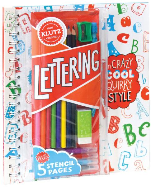 Editors of Klutz - Lettering
