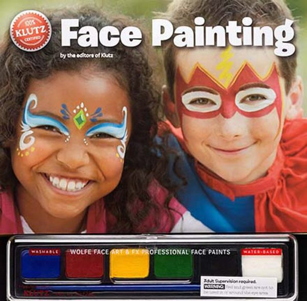Editors of Klutz - Face Painting