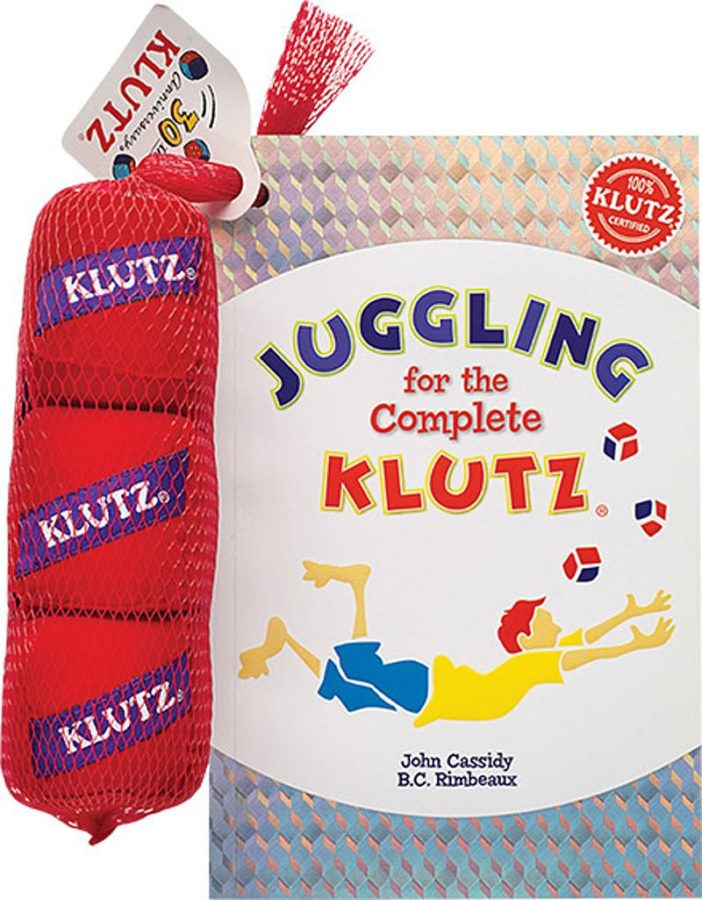 John Cassidy - Juggling for the Complete Klutz