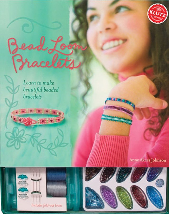Anne Akers Johnson - Bead Loom Bracelets