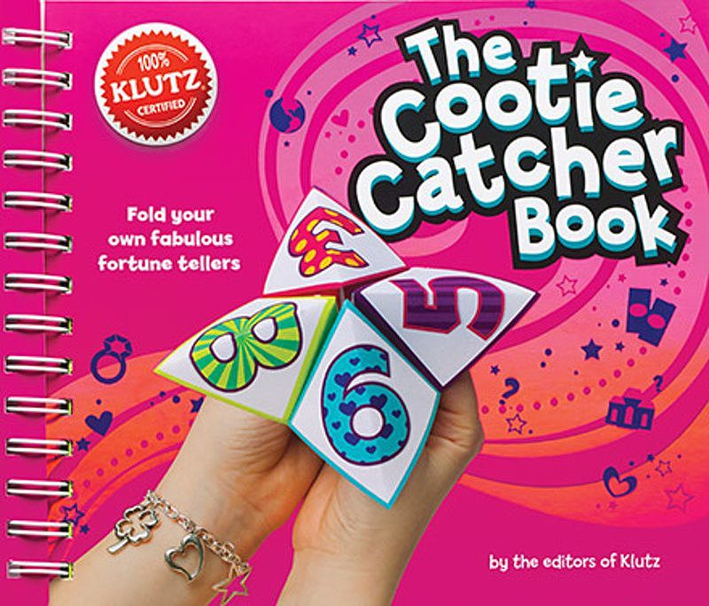 Editors of Klutz - The Cootie Catcher Book