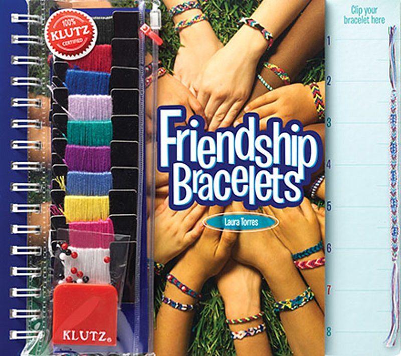 Laura Torres - Friendship Bracelets