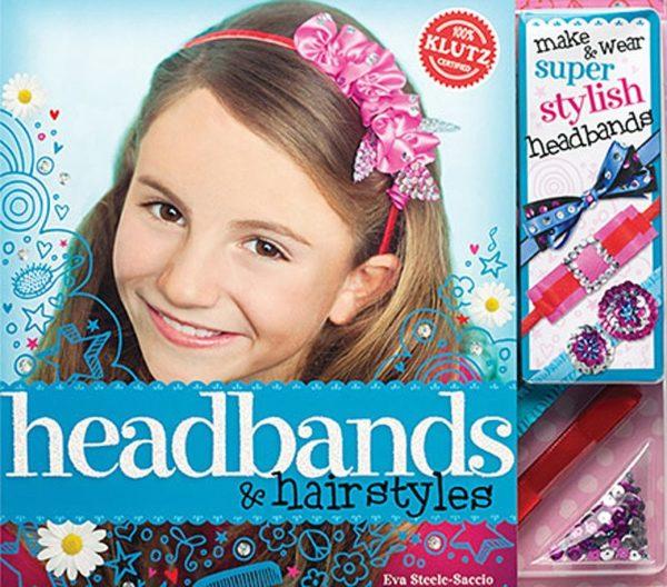 Eva Steele-Saccio - Headbands & Hairstyles