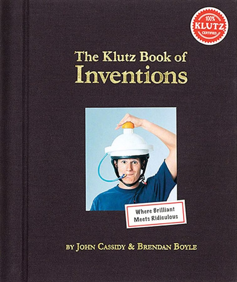 John Cassidy - The Klutz Book of Inventions