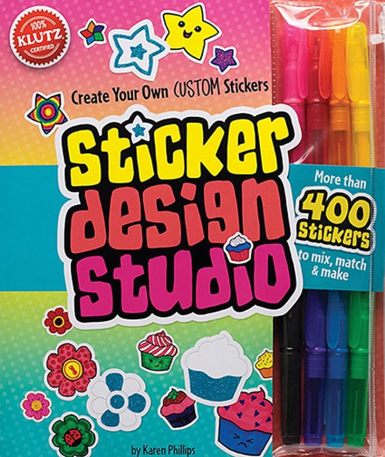 Sticker design studio