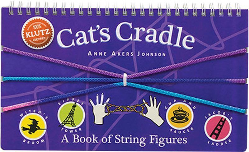 Anne Akers Johnson - Cat's Cradle