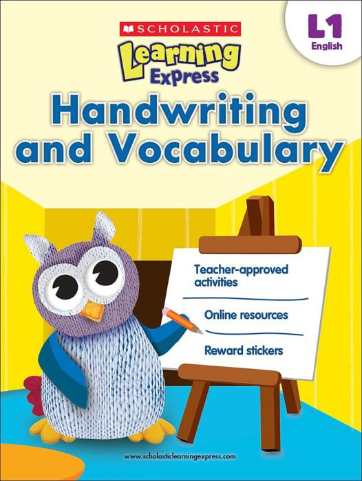 Scholastic Learning Express Level 1: Handwriting and