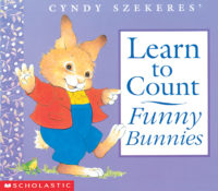 Learn to Count Funny Bunnies
