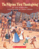 The Pilgrims' First Thanksgiving