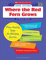 Book Guide: Where Red Fern Grows