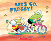 Froggy: Let's Go Froggy!