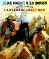 Black Cowboy, Wild Horses: A True Story