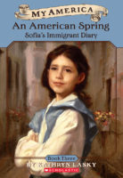 My America: An American Spring, Sofia's Immigrant Diary, Book Three