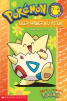 Togepi Springs into Action