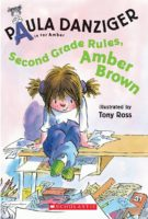 Amber Brown Reader: Second Grade Rules, Amber Brown