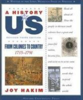 From Colonies To Country (A History Of US, Third Edition, Book Three)