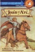 Joan Of Arc (Step Into Reading)