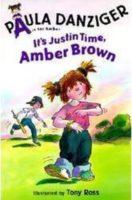 Amber Brown Reader: It's Justin Time, Amber Brown