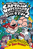 The All New Captain Underpants Extra-Crunchy Book O' Fun #2