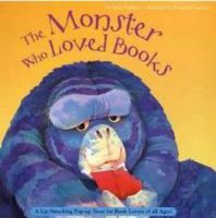 The Monster Who Loved Books