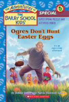 Ogres Don't Hunt Easter Eggs