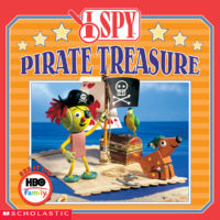 I Spy TV Tie-In #3: I Spy Pirate Treasure