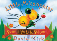 Little Miss Spider at Sunny Patch School