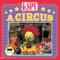 I Spy TV Tie-In #2: I Spy a Circus