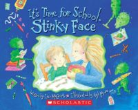 It's Time for School, Stinky Face