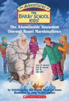The Abominable Snowman Doesn't Roast Marshmallows