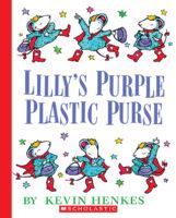 Lilly's Purple Plastic Purse
