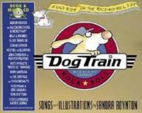 Dog Train (HC w/ CD)