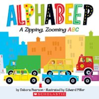 Alphabeep!: A Zipping, Zooming ABC