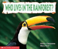 WHO LIVES IN THE RAINFOREST? (SCI.EMER)