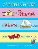 A Princess, a Pirate, and One Wild Brother