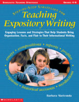 Step-by-Step Strategies Teaching Expository Writing