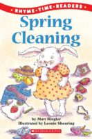 Rhyme Time Reader: Spring Cleaning
