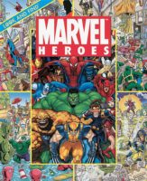 Look and Find: Marvel Heroes