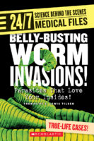 Belly-busting Worm Invasions!
