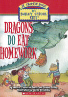 Dragons DO Eat Homework