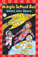 The Magic School Bus Blasts Into Space