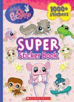 Littlest Pet Shop: Super Sticker Book