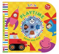 Little Scholastic: Playtime: Book and DVD